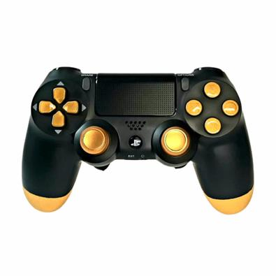 Controle Playstation 4, Dualshock 4, Competitivo - Os Controles YESGAME oferecem otimização e agilidade em confrontos diretos em jogos de tiros ao aci