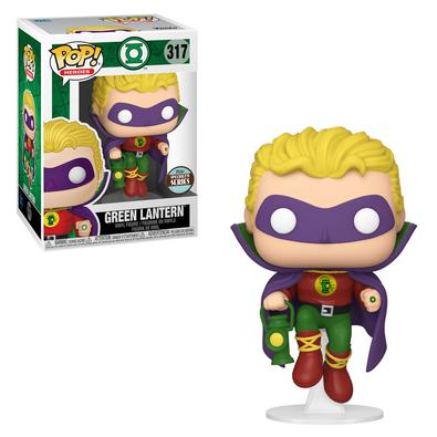 Boneco Funko Pop Heroes Dc Green Lantern 317