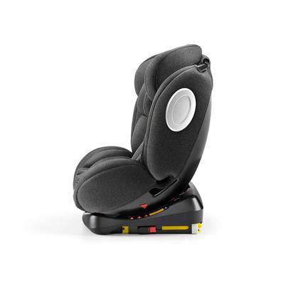 Com acolchoamento reforçado e tecido super macio a cadeira para auto SnugFix 360º Fisher-Price é o carro chefe da marca na categoria.    Além da base