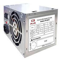 Com a fonte de alimentação C3Tech PS-200V4 você pode garantir a corrente contínua e estável de seu computador desktop e otimizar o funcionamento de se