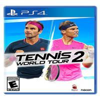 Competir como os melhores jogadores do mundo ou criar seu próprio jogador para dominar o ranking mundial. Tennis World Tour 2 lhe dará a oportunidade