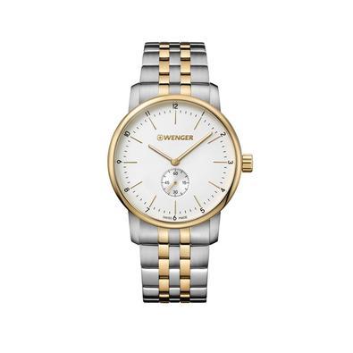 Relógio Wenger Urban ClassicA coleção dos Relógios Masculinos Wenger Urban Classic é um apelo emocional para pessoas ativas que se preocupam com harmo