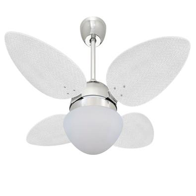 A versão completa de um ventilador moderno e eficiente, tenha o controle da luminosidade e intensidade de ventilação do seu ambiente na palma da sua m