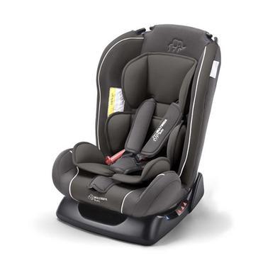 A Cadeira para Auto Prius Cinza Escuro, é indicado para crianças de 0 a 25Kg (grupos 0+, I, II), desenvolvido com estofado removível e tecido de alta
