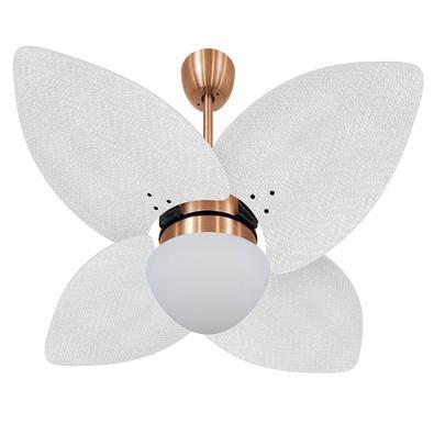 Verdadeiras peças de decoração. Assim são os produtos da linha Volare Ventiladores. Com seu design e acabamento único, eles são inconfundíveis e incom
