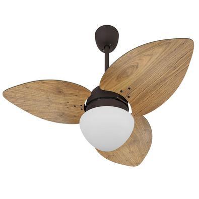 Verdadeiras peças de decoração. Assim são os produtos da linha Volare Ventiladores. Com seu design e acabamento único, eles são inconfundíveis e inco