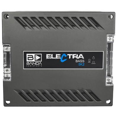 A linha ELECTRA foi desenvolvida especialmente para quem busca um grave incomparável. Possui uma resposta de frequência de 5 a 500Hz (-3dBs). Devido à