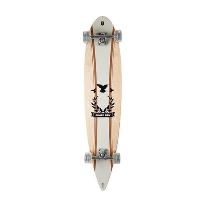 Para aqueles que gostam de se aventurar e viver na adrenalina, o presente ideal é o Skate Long Board 824 da Fenix! Um skate com design super moderno e
