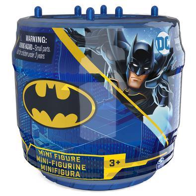 Produto: Batman Mini Figuras De 2´´ SortidasDados Do Produto: Mini Figuras Batman De 2´´ Sortidas. Inclui 1 Figura Colecionável De 2´´ E 1 Embalagem T