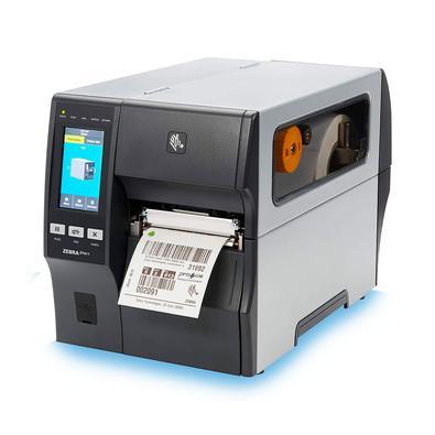 Impressora de RFID em Metal Zebra ZT411 com Tela TouchA solu??o de etiquetagem com RFID em metal, a ?nica op??o do mercado que permite voc? imprimir e
