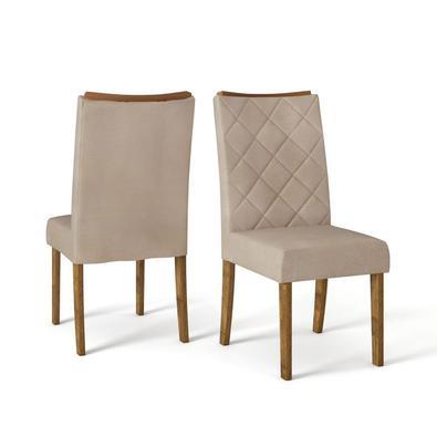 Uma ótima opção para sua casa, a Cadeira Golden é o que você precisa para decorar a sua sala de jantar. Possui um design moderno e sofisticado, com di