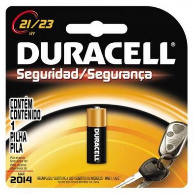 Pilha Mn21 12v Paraalarme Duracell