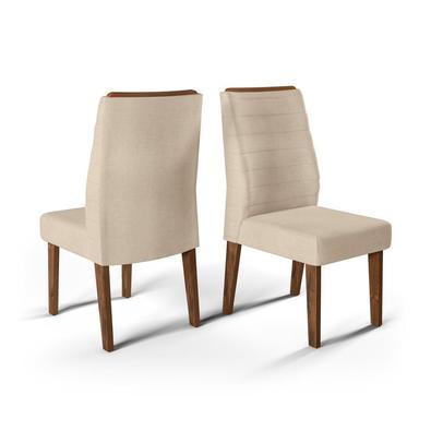 Uma ótima opção para sua casa, a Cadeira ONDINA é o que você precisa para decorar a sua sala de jantar. Possui um design moderno e elegante, se adequa