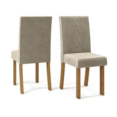 Uma ótima opção para sua casa, a Cadeira ELIS é o que você precisa para decorar a sua sala de jantar. Possui um design moderno e elegante, se adequand
