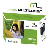 Cartucho Multilaser Co093 Compatível Com Hp 93 Colorido - C9361wb