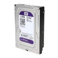 HD Interno 1TB Western Digital Purple, Sata3, 64mb - Wd10purx