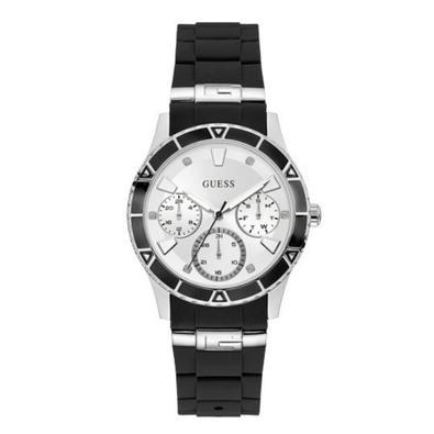 Relógio Guess Feminino Multifuncional Prateado 92719l0gsnu1