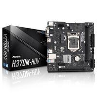Placa Mãe Intel 1151 H370M HDV 2xDdr4 Hdmi/Dvi/Vga 9º G H370M-HDV AsrockEssa placa mãe da Biostar é perfeita para você que busca qualidade e segurança
