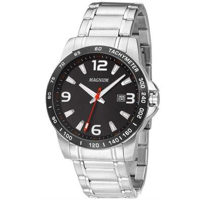 Os relógios Magnum são concebidos para serem únicos, tanto no design como no desempenho. Produzido dentro dos mais rigorosos critérios de qualidade, u