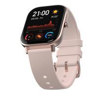 O Smartwatch Amazfit GTS é um relógio inteligente com tela de AMOLED com resolução de 348 x 442 pixels e densidade de 341 ppi que traz muito mais niti