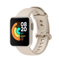 Smartwatch Xiaomi Mi Watch Lite GPS Características: Vem com um elegante 1.4 color color display a cores, mais de 120 rostos de relógio temáticos e 10