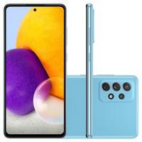 Samsung Smartphone Galaxy A72 4g Tela 6.7 6gb 128gb - Lavanda