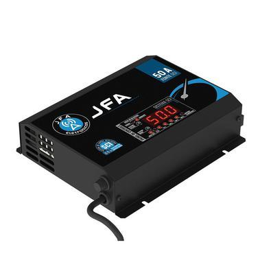 Fonte Automotiva Digital e Carregador 50 AMP JFA