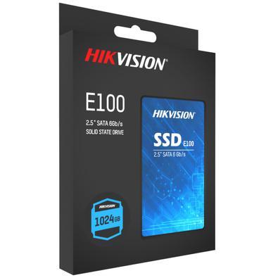 O SSD HIKVISION da série E100 foi desenvolvido a partir de anos de experiência e conhecimento em tecnologia de armazenamento e memória flash. Este pro