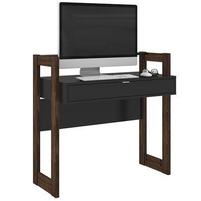 Escrivaninha com 1 Gaveta AZ-1007 - Tecno Mobili Ter um lugar apropriado para trabalho e estudos é fundamental. Afinal, você precisa estar bem confort
