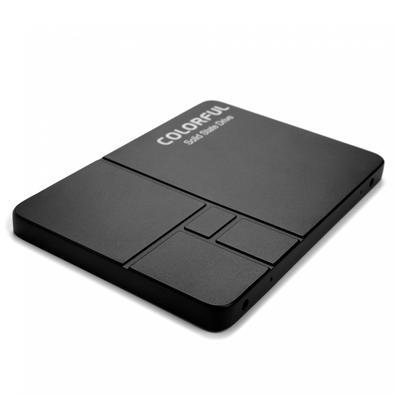 Informações Adicionais O SSD Colorful SL500 Plus proporciona mais espaço além de desempenho otimizado para usuários que precisam de dados com agilidad