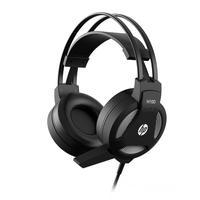 Desfrute de um som de alta qualidade com o headset gamer HP H100. O driver confortável, de 50mm, preza pela qualidade na reprodução do som, com nitide