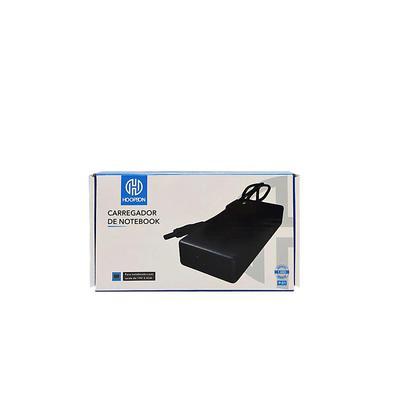 Carregador Universal Hoopson P/ Notebook P-01 Carregador para os seguintes notebooks: Positivo, CCE, Itautec, Asus, Intelbras, Philco, Toshiba, Kennes