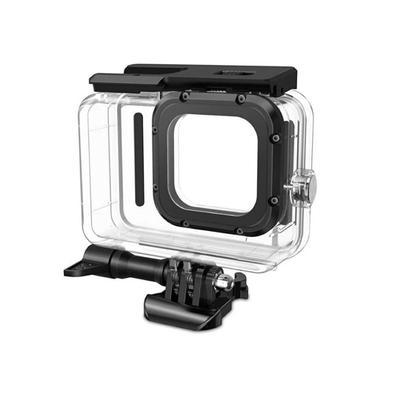 Capture imagens incríveis com sua GoPro Hero 9 Black utilizando esta caixa estanque em atividades radicais ao ar livre e mergulhos em águas profundas.