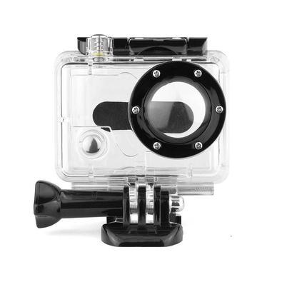 A caixa estanque para GoPro Hero 2 é o acessório ideal para fazer fotos subaquáticas até 30 metros de profundidade com toda a segurança para seu equip