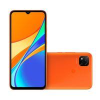 Smartphone Xiaomi Redmi 9c 64gb, 3gb Ram, Global, Cor laranja