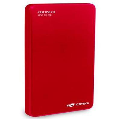 Ideal para transformar aquele seu HD antigo de notebook em um HD externo para transportar seus arquivos para onde quiser. Podendo ser acessado por qua