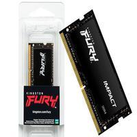 Tenha seu notebook ou máquina de pequeno formato totalmente equipada com as memórias Kingston FURY Impact DDR4 e minimize o lag do sistema. Prontas pa
