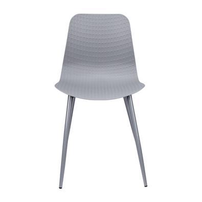 Com desenho elegante, a Cadeira de Jantar Lorena é uma ótima escolha para compor cozinhas e salas de jantar. Resistente, seu assento e encosto garante