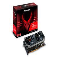 Placa De Vídeo Power Color Radeon RX 6600XT, Red Devil, 8GB, GDDR6 128 Bits, Axrx 6600xt 8gbd6-3dhe/oc