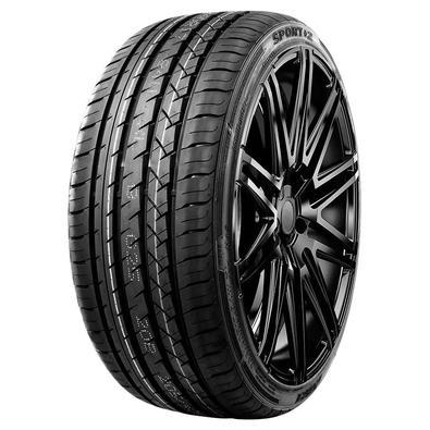 Marca:    XBRI TIRES        Índice de carga (por pneu):  84 (500 Kg)      Índice de velocidade:  W (270 Km/h)      Construção:  RADIAL      Durabilida