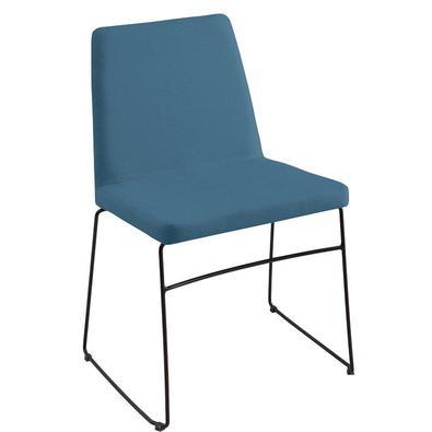 A Cadeira Paris é a melhor opção para quem deseja deixar a decoração moderna e, de quebra, ter o lugar adequado para acomodar visitas e convidados. Co