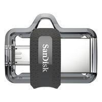 O Pendrive Sandisk Ultra Dual Drive m3.0 foi desenvolvido especialmente para quem precisa liberar constantemente espaço em seus dispositivos móveis co