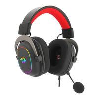 - Iluminação RGB Redragon Chroma Mk.II com 4 efeitos.- Almofadas e revestimento interno do arco em tecido para proporcionar o máximo de conforto.- Som