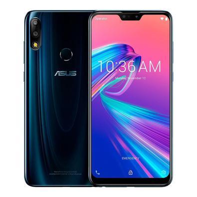 ZENFONE MAX PRO M2 - 6GB 64GB 64GB HD 12MP TELA 626´´ BK SAPHIREBasicTipo de produto: SmartphoneResolução de tela: 2280 x 1080Memória padrão: 6GBSiste