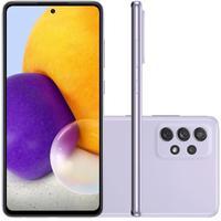 Tenha uma experiência completa em som, imagem e desempenho com o Galaxy A72, a escolha ideal para facilitar o seu dia a dia! Alta performance, com des