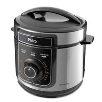 Panela de Pressão Philco Multifuncional PPP04PI - 127V Panela de Pressão Philco Multifuncional PPP04PI torna sua cozinha ainda mais prática e completa