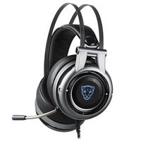 Headset Motospeed H18, LED, 7.1, Drivers 50mm, Cinza - H18   Headset Motospeed H18 7.1 High End Fone e Microfone Esse é o fone ideal para quem busca c