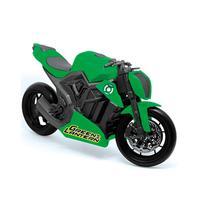 Moto Hero - Liga Da Justica Roda Livre - Verde
