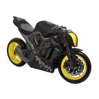 Moto Hero - Liga Da Justica Roda Livre - Preto