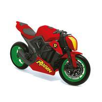 Moto Hero - Liga Da Justica Roda Livre -vermelho